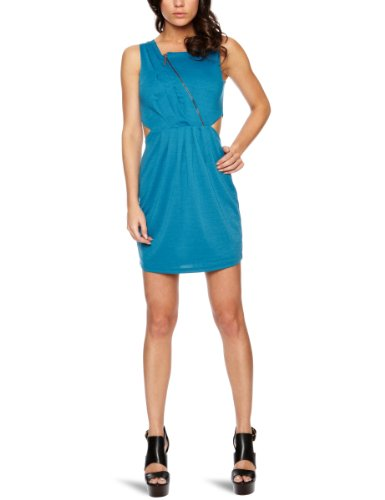 House Of Dereon Cut Out Zip Women's Dress Seaport