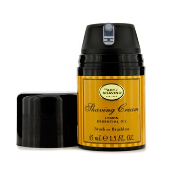 The Art Of Shaving Shaving Cream - Lemon Essential Oil  45ml