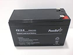 PowerStar® High Capacity SLA Battery replaces hr1234w