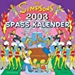 The Simpsons Spa� Kalender, Brosch�renkalender 2009