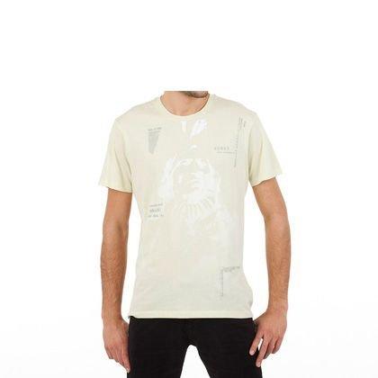 Guess M02p25i4qp0_paye Skinny White Man T-shirts Make Men - Xl