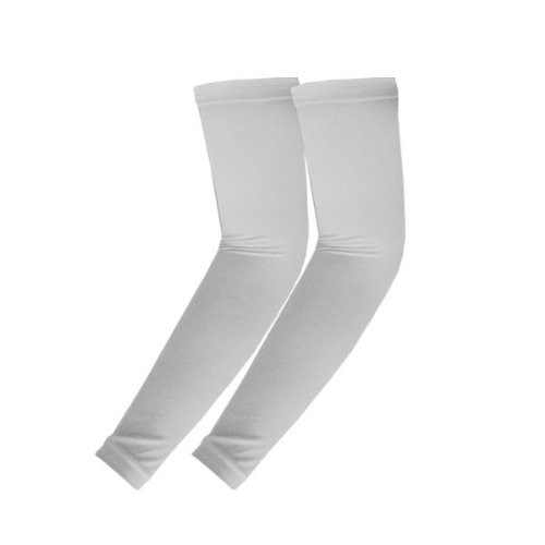 Buy Low Price Elixir Arm Cooler Cooling Sleeves Gray Arm Sleeves, 1 Pair, C3D-GY (B005FOS3QY)