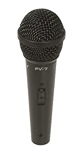 Peavey Electronics PV7 Dynamic Cardiod Microphone w/ Cable from Peavey Electronics