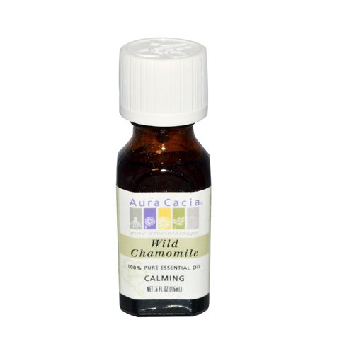 Wholesale Aura Cacia Wild Chamomile - Calming - .5 oz, [Health & Beauty, Aromatherapy]