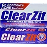 Dr. Sheffield's 10% Benzoyl Peroxide Acne Treatment Maximum Strength Clear Zit ,1oz
