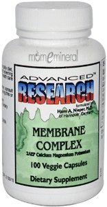 Advanced Research, Membrane Complex, 100 Veggie Capsules by Nutrient Carriers Incorporated