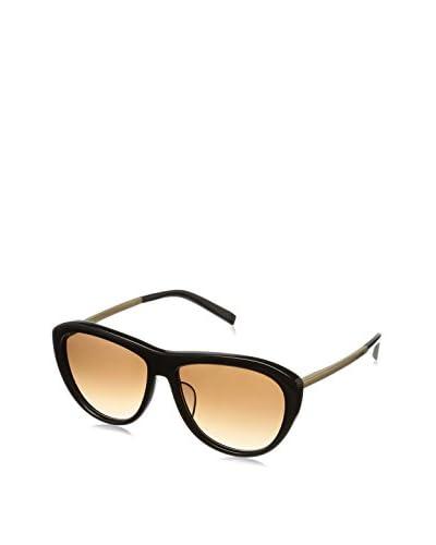 Jill Sander Sonnenbrille J3015-A (55 mm) schwarz
