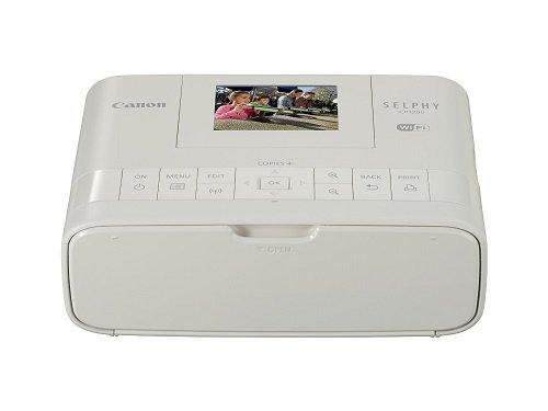 Canon SELPHY White Wireless Compact Photo Printer [並行輸入品]