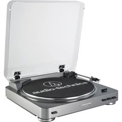 Audio-Technica A-T LP TO DIG TURNTABLE W/USBNOT AVAILABLE UNTIL 1 (Pro Sound & Entertainment / DJ Components)