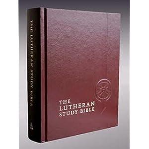 The Lutheran Study Bible: English Standard Version
