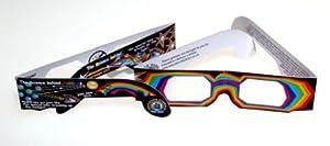 Rainbow Diffraction Glasses x 2prs