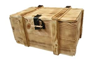 6er holzkiste weinkiste kiste box weinverpackung aus holz geflammt mit klappdeckel. Black Bedroom Furniture Sets. Home Design Ideas