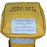 Fosse Audit Cover Durable Weatherproof for 120 Litre Wheeled Anti-Spill Bin Lid Ref AC120