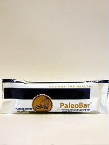 Designs for Health - PaleoBar Vanilla Almond Coated 1 bar