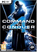 New Electronic Arts Command Conquer 4 Tiberian Twilight 5-On-5 Online Multiplayer Excitement