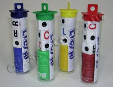 LCR® LEFT CENTER RIGHT DICE GAME - TUBE