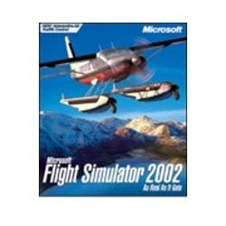 Microsoft Flight Simulator 2002 (Std)