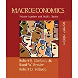 img - for Macro Study Guide for Macroeconomics: Private Markets and Public Choice book / textbook / text book