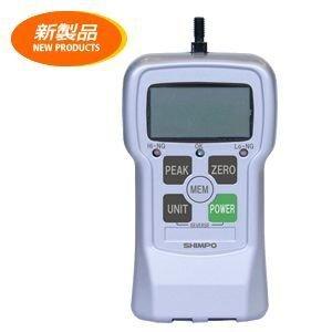 日本電産シンポ(SHIMPO) デジタルフォースゲージ(プッシュプルゲージ)通信強化版 FGPX-1