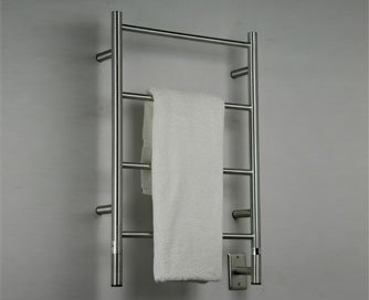 Amba Is20 Jeeves I Straight Electric Towel Warmer With 304 Stainless Steel Construction