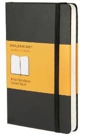 Moleskine Ruled Notebook Pocket (Moleskine Classic)