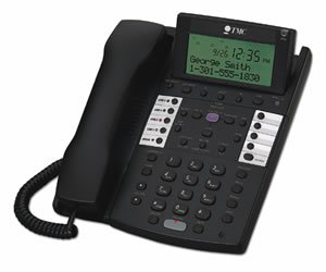TMC EPIC 4-Line Expandable Phone System with Auto Attendant, Call Waiting Caller ID & Voice Mail