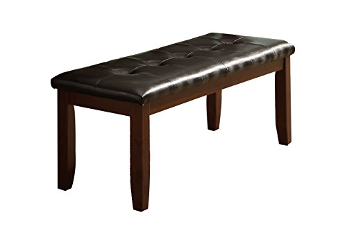 Milton Greens Stars 8740DB-B Alicante Bench, 48 by 17 by 19-Inch, Dark Brown