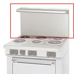 Electric Range Commercial back-5219