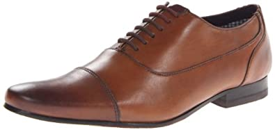 Ted Baker Men's Churen 3 Oxford,Tan,8 M US
