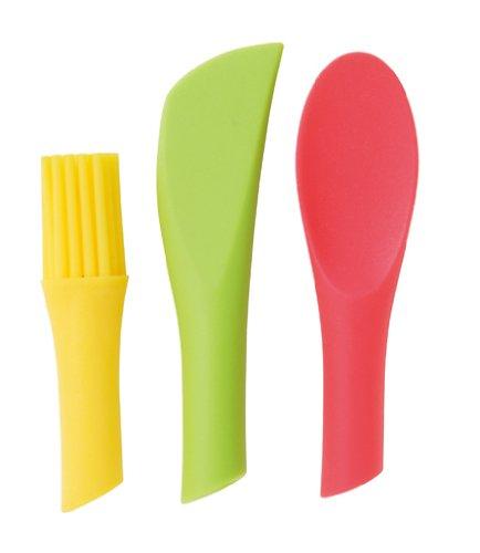 モッタイナイス 菜箸アクセサリー 3種セット FE-0017
