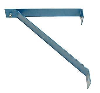 patterson fan cw blue wall mount bracket used