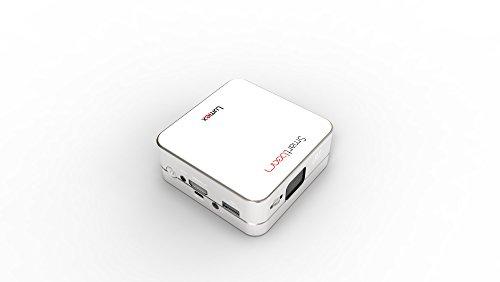 Lumex usa pico max smart beam mini projector with wifi for Mini projector usa