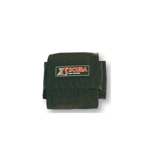 Xs Scuba Single Tank Weight Pocket - Black