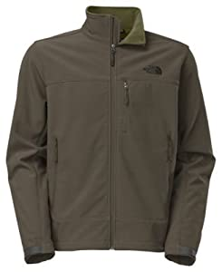 The North Face 611C757 Apex Bionic Jacket For Men, Black Ink Green & Black Ink Green - Small from The North Face