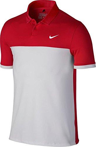 3156f0f30431ce Nike Golf Men s Icon Color Block Polo 725527