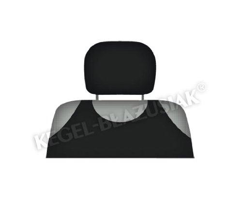 KEGEL BLAZUSIAK Z713177 Kopfstützenbezüge Kopfstützenbezug für AGILA SCHWARZ