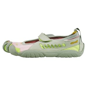 Vibram Sprint Kid's, Pink/Grey/Green, 36