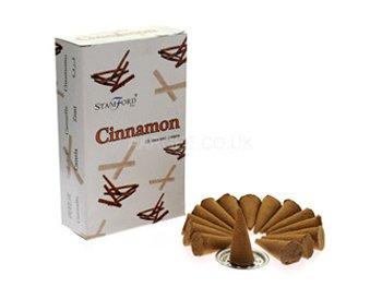 Stamford Cinnamon Incense Cones