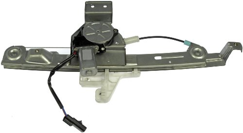 Dorman 748-538 Dodge Caliber Rear Driver Side Power Window Regulator with Motor