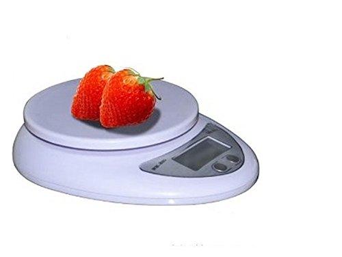 Balance de cuisine 5kg x 1 gramme