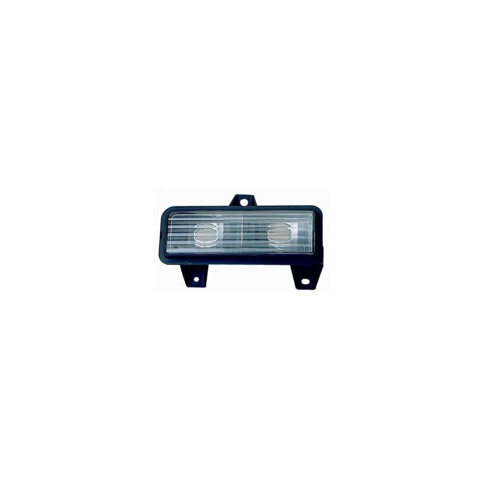 CHEVY / GMC BLAZER/JIMMY/SUBURBAN/R/V89 91/VAN 92 96 Parking Corner Light Driver Side SINGLE HeadLight