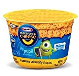 Kraft Disney Pixar Monsters University Macaroni & Cheese - Package of 4 - 1.9 Oz Cups