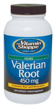 Valerian Root Herbal Supplement