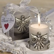 Angelic Candle Holder Favors, 1
