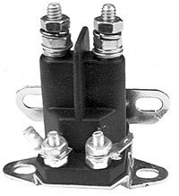 Universal starter solenoid; Craftsman Poulan 146154, 109081X, 109946, 192507; Many Other Brands. from Rotary