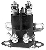 Universal starter solenoid; Craftsman Poulan 146154, 109081X, 109946, 192507; Many Other Brands.