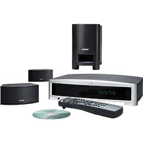 bose 321 gs ii dvd home entertainment system home audio. Black Bedroom Furniture Sets. Home Design Ideas