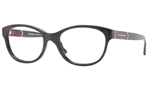 Burberry Be2151 Eyeglasses-3001 Black-54Mm