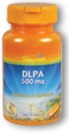 Thompson DLPA Veg Capsules, 500 Mg, 60 Count