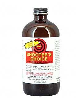 Shooter s Choice NO 7 BORE CLNR COND 16OZ GLASS BTLB0000C52A1 : image